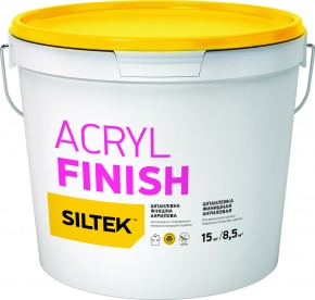 SILTEK ACRYL FINISH